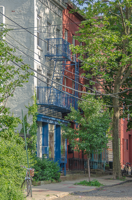 vinegar hill, brooklyn NYC