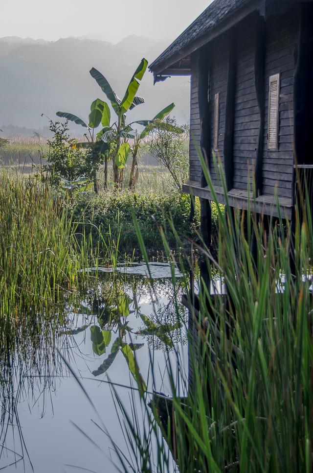inle lake princess, myanmar