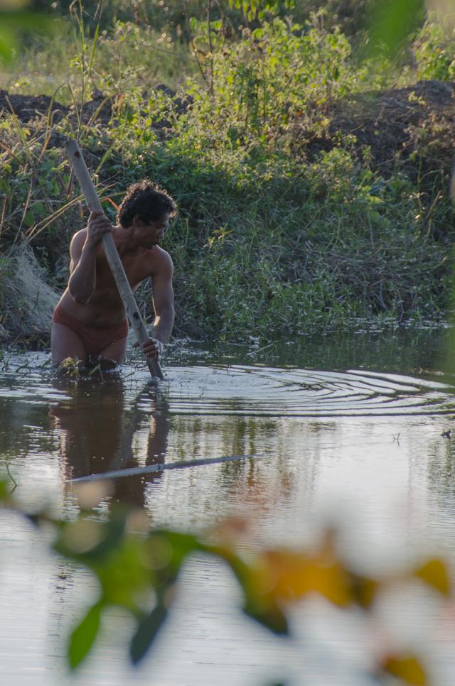 net fishing in myanmar
