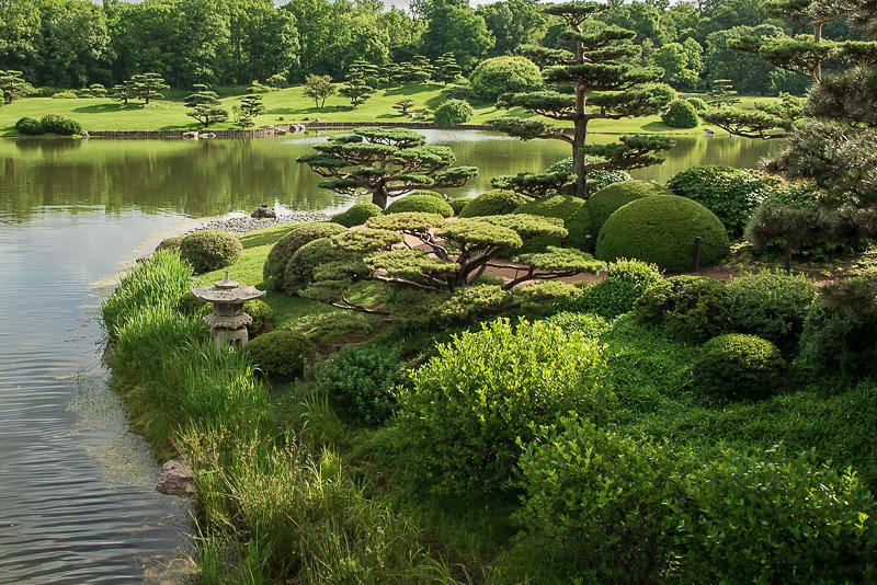 Works Of Art At The Chicago Botanic Garden Gotham Girl