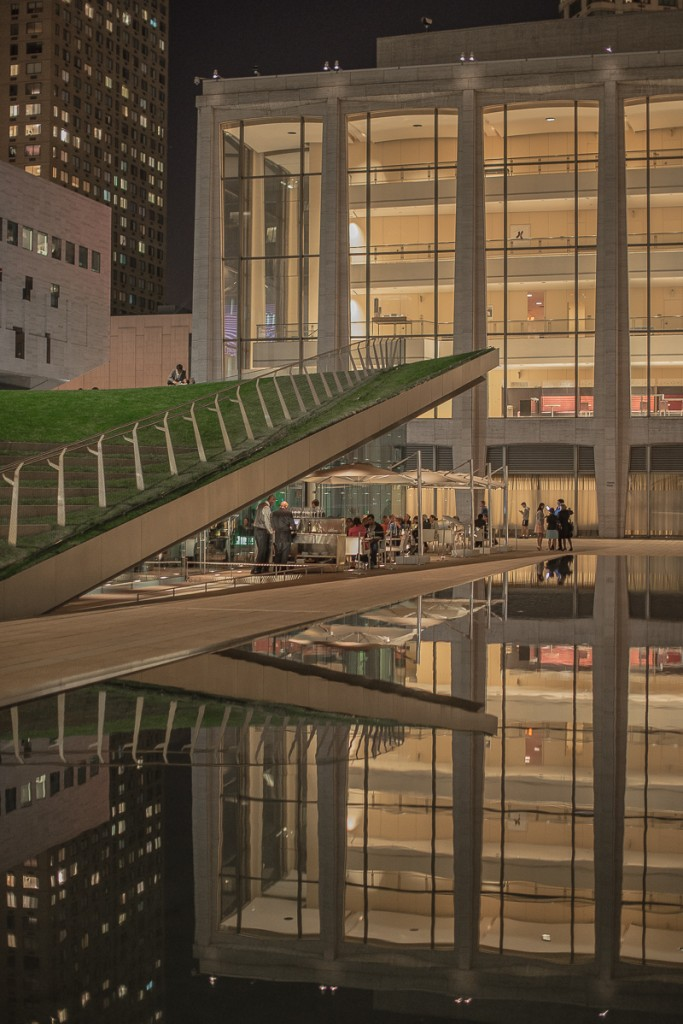 Lincoln Center, NYC
