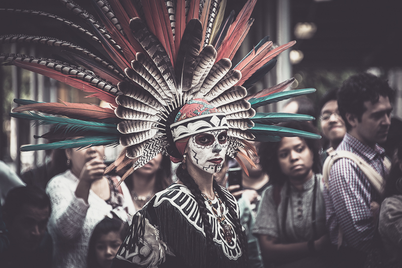 Day of the Dead Festival in NYC