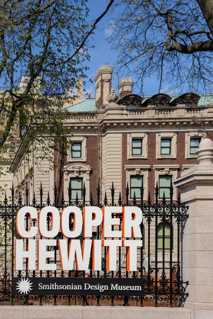 Cooper Hewitt Design Museum NYC
