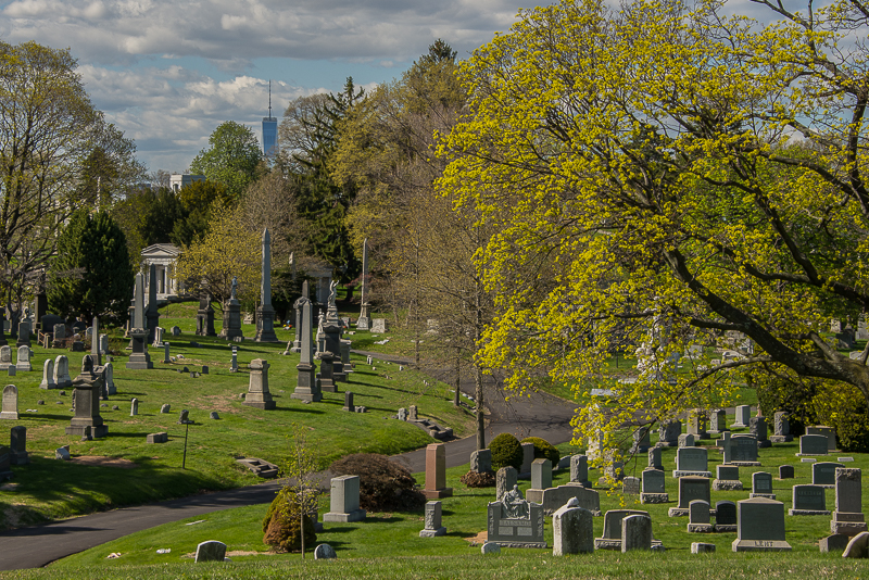 green-wood cemetery Brooklyn, NYC