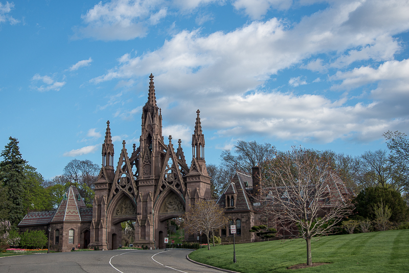 Green-Wood Cemetery in Brooklyn, NYC