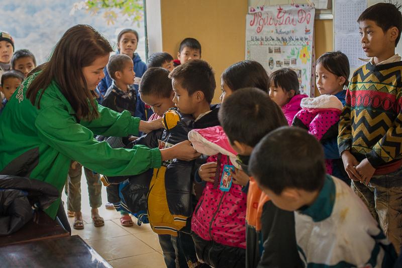 Tan Dan school in Vietnam