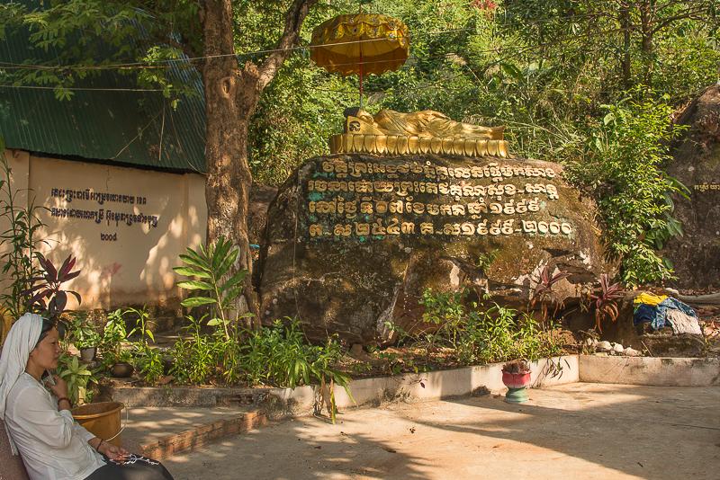 Preah Ang Choub, Kulen Mountain, Cambodia