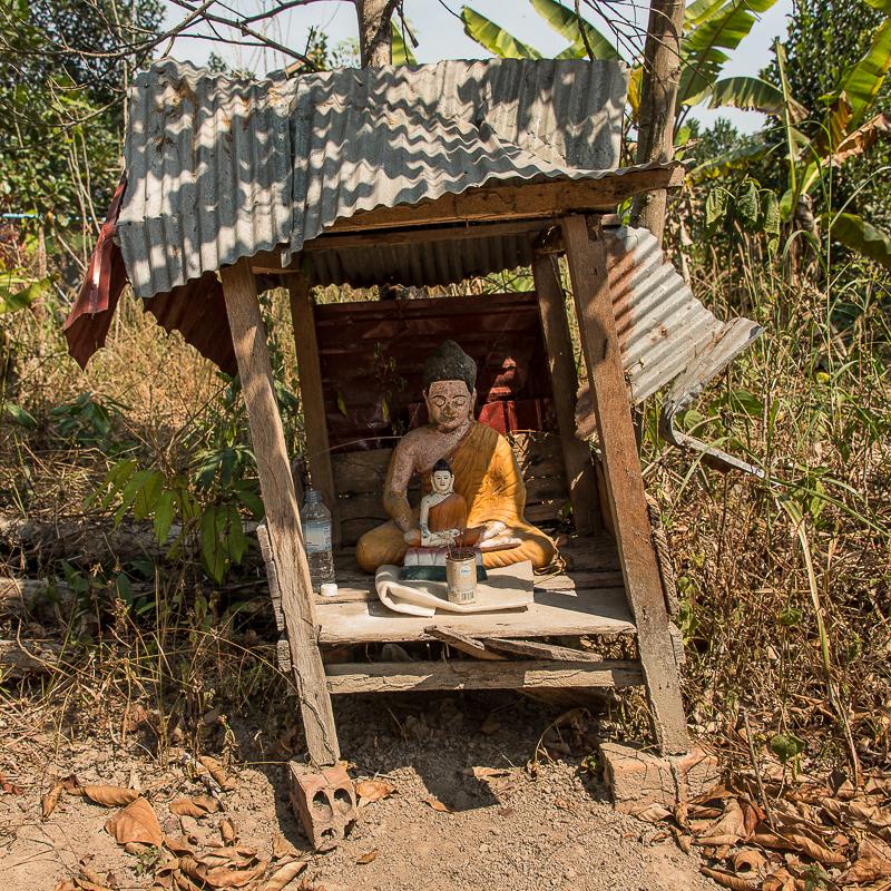 Kulen Mountain, Cambodia